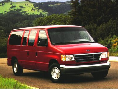 1997 Ford Club Wagon Van