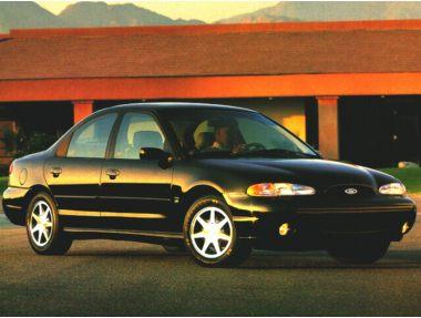 1996 Ford Contour Sedan