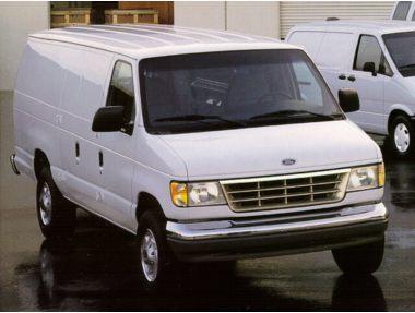 1997 Ford E-350 Van