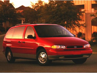 1997 Ford Windstar Van