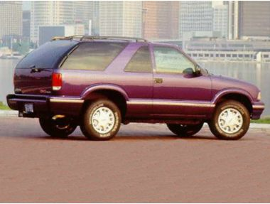 1996 GMC Jimmy SUV