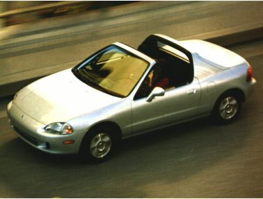1996 Honda Del Sol Coupe