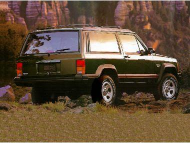 1997 Jeep Cherokee SUV