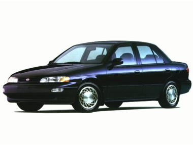 1997 Kia Sephia Sedan