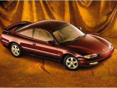 1996 Mazda MX-6 Mystere Coupe
