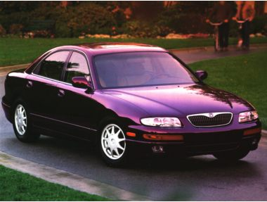 1996 Mazda Millenia Sedan