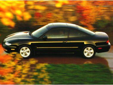 1997 Mazda MX-6 Coupe