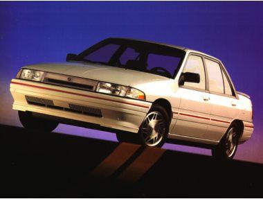 1996 Mercury Tracer Sedan