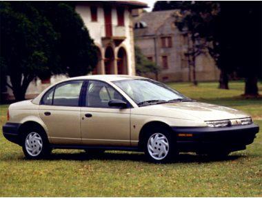 1997 Saturn Saturn Sedan