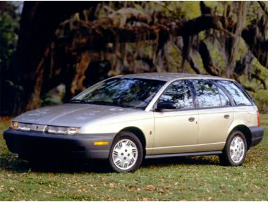 1997 Saturn Saturn Wagon