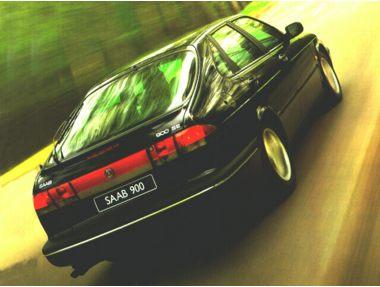 1996 Saab 900 Hatchback