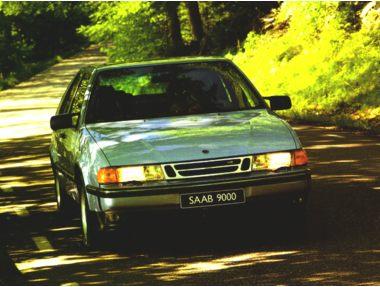 1996 Saab 9000 Hatchback