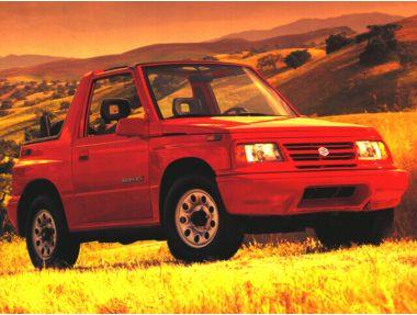 1996 Suzuki Sidekick SUV