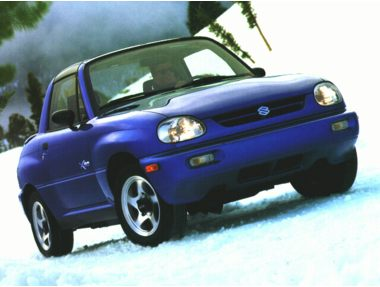 1996 Suzuki X-90 SUV