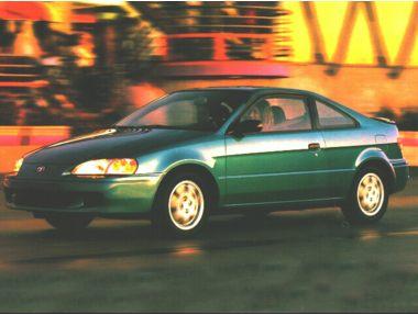 1996 Toyota Paseo Coupe