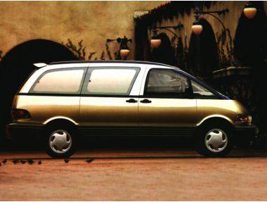 1996 Toyota Previa Van
