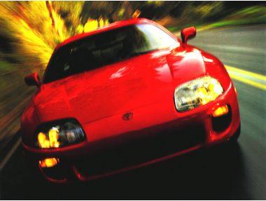 1997 Toyota Supra Coupe