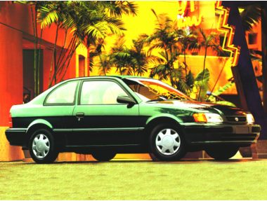 1996 Toyota Tercel Coupe