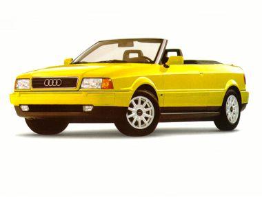 1996 Audi Cabriolet Convertible