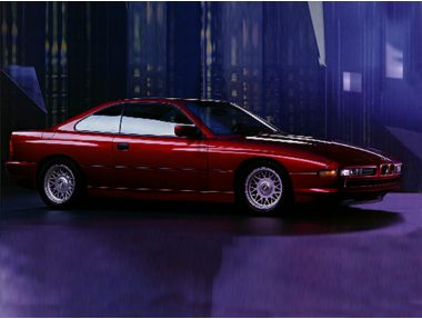 1997 BMW 840 Coupe