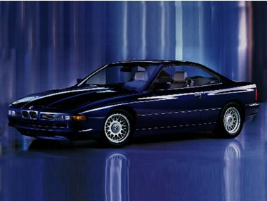 1996 BMW 850 Coupe