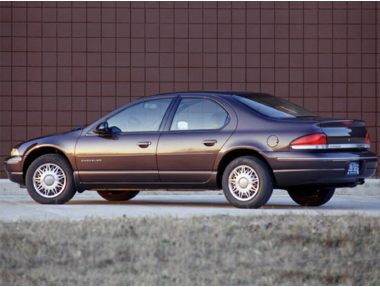 1997 Chrysler Cirrus Sedan