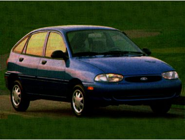 1997 Ford Aspire Hatchback