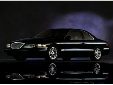 1997 Lincoln Mark VIII Coupe