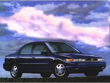 1997 Mercury Mystique Sedan