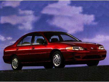 1997 Mercury Tracer Sedan