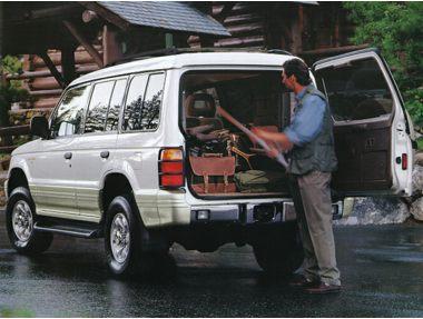 1997 Mitsubishi Montero Sport SUV