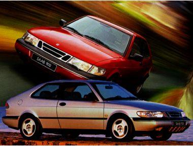 1997 Saab 900 Hatchback