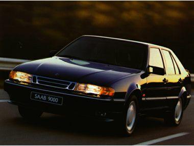 1997 Saab 9000 Hatchback