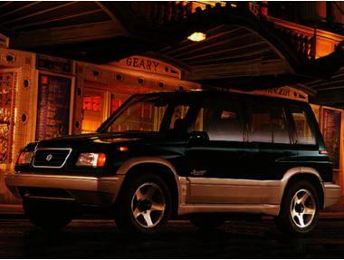 1997 Suzuki Sidekick SUV