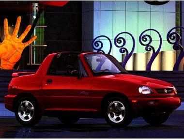 1997 Suzuki X-90 SUV