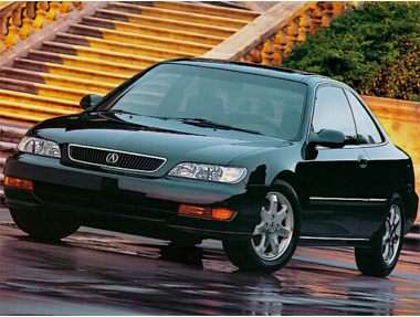 1998 Acura CL Coupe