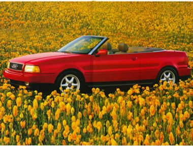 1998 Audi Cabriolet Convertible