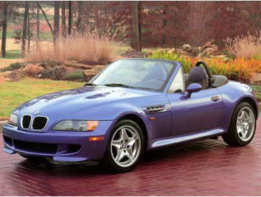1998 BMW M Convertible