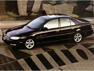 1998 CADILLAC CATERA Sedan