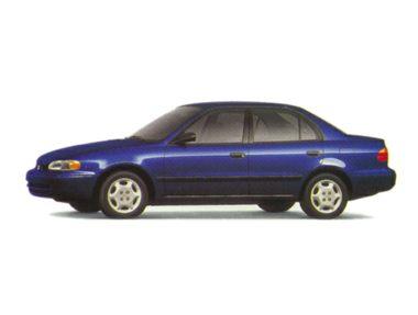 1998 Chevrolet Prizm Sedan
