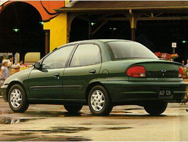 1998 Chevrolet Metro Sedan