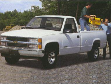 1998 Chevrolet C1500 Truck