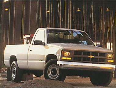 2000 Chevrolet C3500 Truck