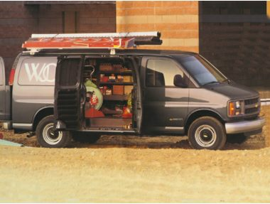 1998 Chevrolet Chevy Van