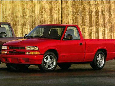 1998 Chevrolet T10 Truck