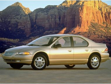 1998 Chrysler Cirrus Sedan
