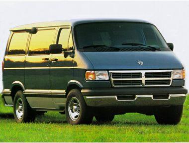 1998 Dodge Ram Wagon 2500 Van