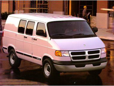 1999 Dodge Ram Van 1500