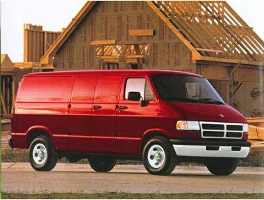 1998 Dodge Ram Van 3500