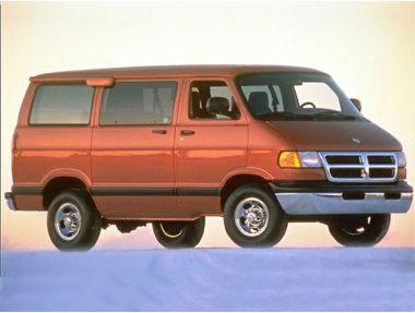 1998 dodge ram wagon 1500 value van ratings prices trims. Black Bedroom Furniture Sets. Home Design Ideas